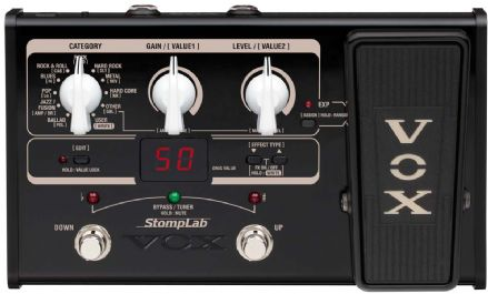 Vox Multi Effect Stomp Box SL2G